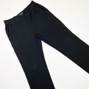 Eileen Fisher Elastic Waist Pull On Pants